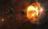 Ученые СПбГУ назвали сроки потенциального столкновения астероидов с Землей