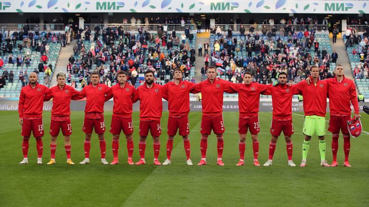 Стал известен расширенный состав сборной России на Евро-2020