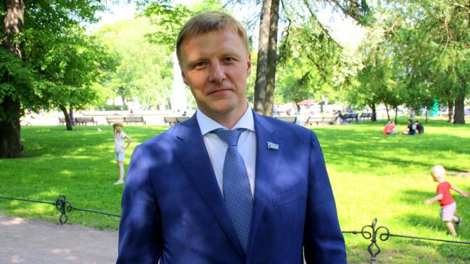 Глава ЛДПР в Петербурге Капитанов решил покинуть партию