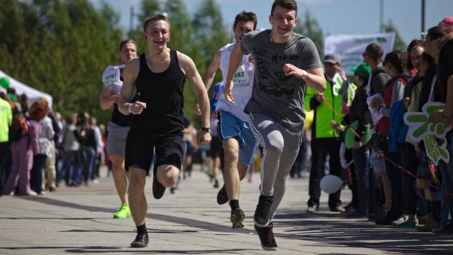 "Опубликована программа ""Зеленого марафона"" Сбербанка в Петербурге"