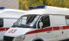 Мужчину сбила машина во время замены колеса на Малоохтинском