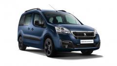 В России стартовали продажи компактвэна Peugeot Partner Crossway