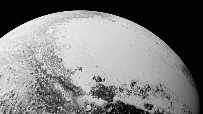 NASA опубликовало новые HD-фотографии Плутона