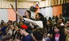 В Ленобласти загорелся коттедж с детьми, которые отдыхали в детском лагере