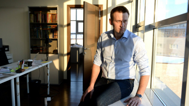 Навальный заметил за собой слежку