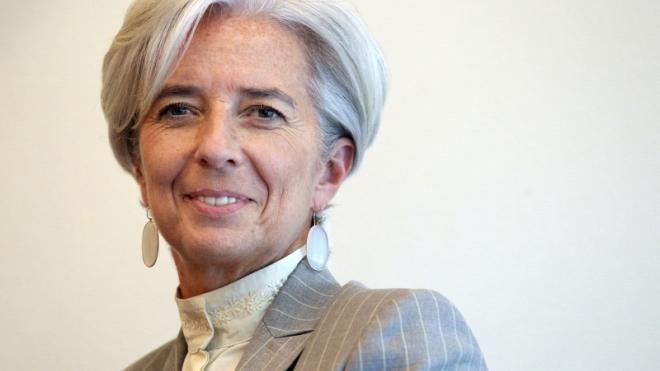 Француженка Кристин Лагард стала первой женщиной на посту директора-распорядителя МВФ