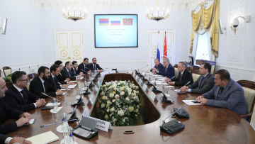 В Ереване заинтересовались опытом Петербурга в развитии ...