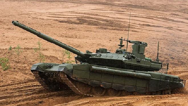 Источник рассказал об успехах в испытании танков Т-90М