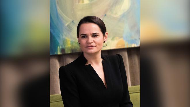 Тихановская требует перевыборов президента до конца года