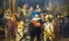 """В баре """"Ночной дозор"""" украли одноименную картину Рембрандта"""