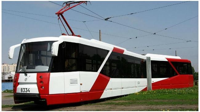 Частный трамвай в Красногвардейском районе будет пущен в 2017 году