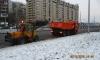 В Петербурге убрали 61 тысячу кубометров снега за неделю