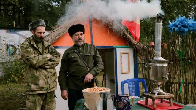 «Казачья станица» в 9 раз собрала гостей в Выборге