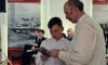 Мария Никитина и Анатолий Смольянинов приняли участие во вручения первых паспортов юным выборжанам