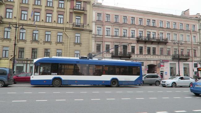 Движение в Центральном районе Петербурга полностью восстановлено