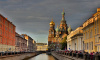 В понедельник в Петербурге ожидаются небольшие дожди