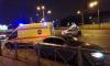 """Яндекс. Такси"" с пассажиром на борту столкнулся с ВАЗом наМаршала Жукова"