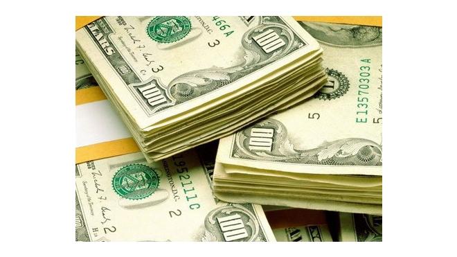 Курс доллара в понедельник достиг исторического максимума 40,5