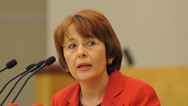 Депутат Дмитриева призвала Беглова ввести в Петербурге жесткий карантин