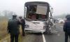 В Ставрополье разбился автобус с детьми