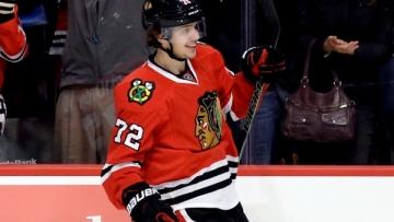 Панарин признан лучшим новичком НХЛ