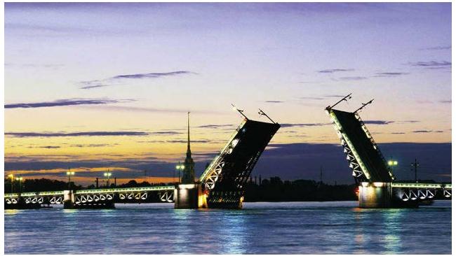 Петербург потерял 100 тыс. иностранных туристов за год
