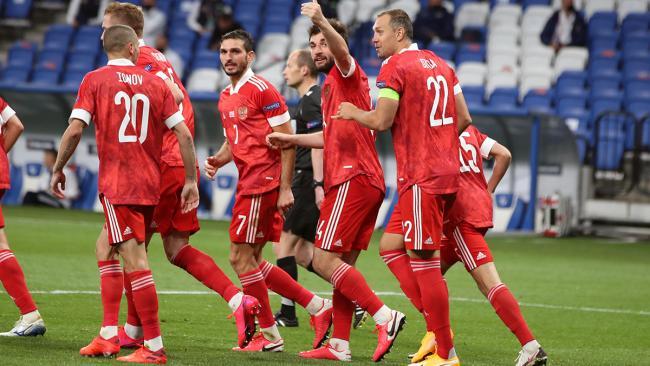 Сборная России по футболу поднялась на 32-е место в рейтинге ФИФА