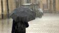 МЧС Петербурга предупреждает о грозах и ливнях