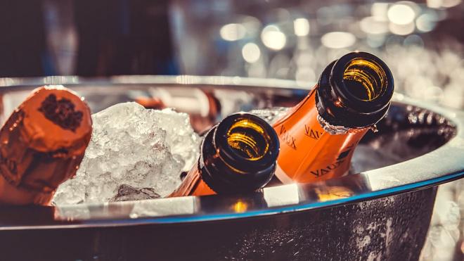 В Петербурге на стадионе продавали алкоголь без лицензии