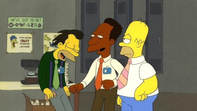 """Цветных персонажей в """"Симпсонах"""" перестанут озвучивать белые актеры"""