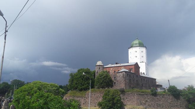 Непогода в Ленобласти задержится еще на ближайшие сутки