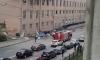На Большом Сампсониевском обрушился четвертый этаж нежилого дома