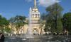 Петербургские фонтаны закрывают на зиму