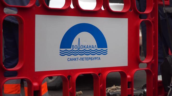 """""""Водоканал"""" реконструирует тоннельный коллектор вдоль реки Мойки"""