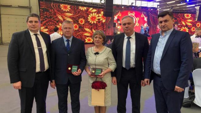 Выборгских фермеров наградили на областном празднике сельского хозяйства