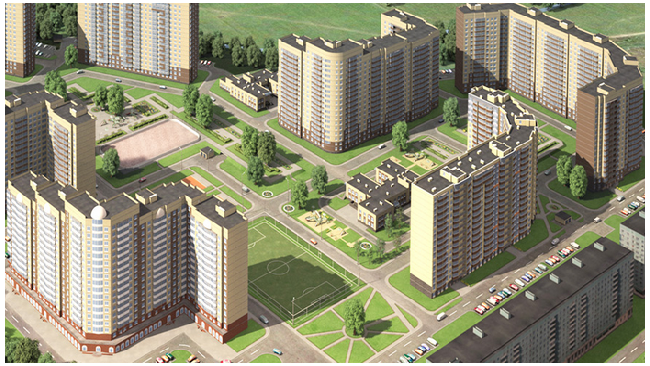 В Ленинградской области не смогут строить дома выше 16 этажей
