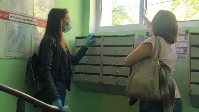 В Выборгском районе специалисты Госжилнадзора проверяют качество работы управляющих организаций