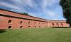 В Петербурге обратили внимание на состояние Меншикова бастиона Петропавловской крепости