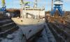 """В Кронштадте горит судно """"Ромуальд Муклевич"""": на корабле работают 129 сотрудников МЧС"""