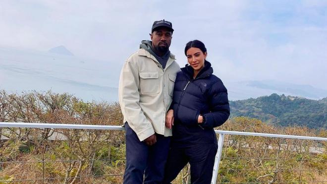 Кардашьян и Уэст разводятся после семи лет брака