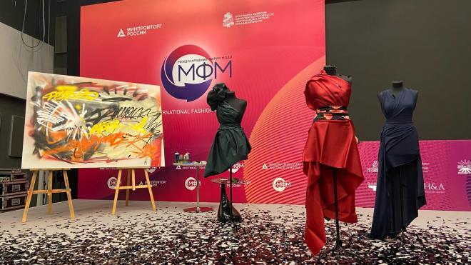 Международный форум моды завершился в Петербурге