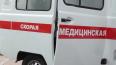 В Петербурге двухлетняя малышка опрокинула на себя ...