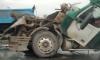 В ночной аварии с грузовиком на ЗСД пострадали люди