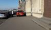 На Синопской набережной произошло ДТП с участием такси