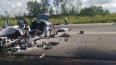 Пожилой водитель погиб в тройном ДТП на Московском шоссе