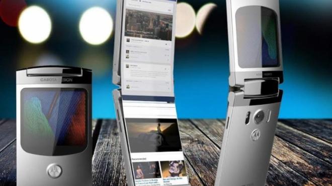 Motorola планирует снова выпустить свою культовую раскладушку