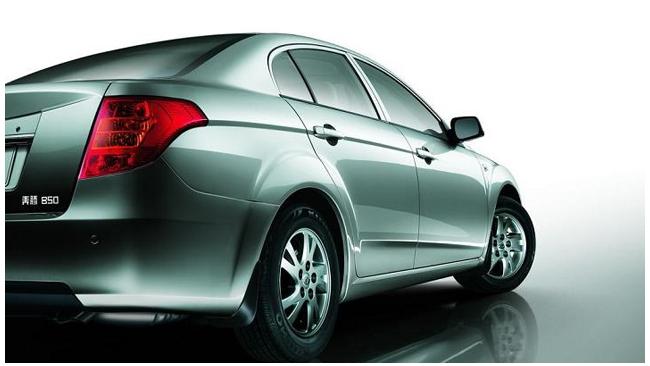 Китайский седан Besturn B50 от FAW выходит на российский рынок