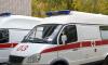 У больницы Святого Георгия собралась пробка из автомобилей скорой помощи