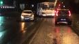 На Садовой улице ДТП: маршрутка столкнулась с иномаркой