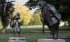 В Великобритании появилась статуя Трампа